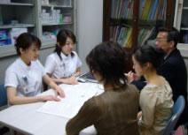 治験管理室スタッフ