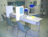 採血採尿室