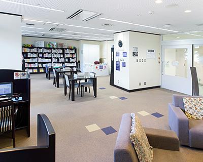 患者図書室