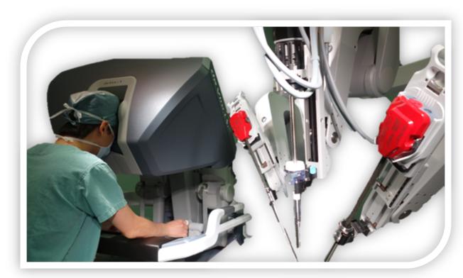 泌尿器科でのロボット手術