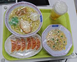 ●ラーメン定食1350kcal