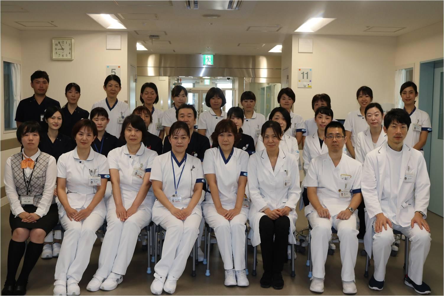 外来化学療法室集合写真